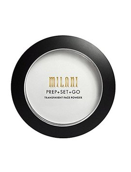 Milani Transparent Face Powder #01 Prep + Set + Go By Milani by Milani