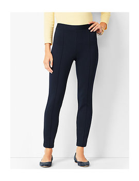 Honeycomb Pull On Leggings by Talbots