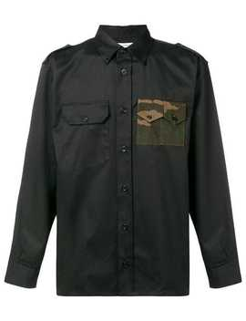 Camo Pocket Military Shirt by Gosha Rubchinskiy