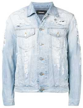 D Hill Denim Jacket by Diesel