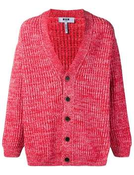 Knitted Cardigan by Msgm