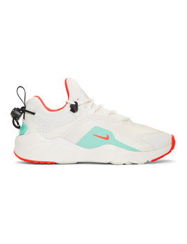 White Air Huarache City Move Sneakers by Nike
