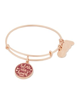 Bless Your Heart Bangle by Alex And Ani