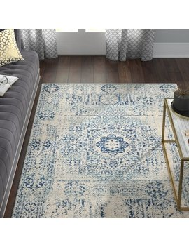 Willa Arlo Interiors Huma Blue Area Rug & Reviews by Willa Arlo Interiors