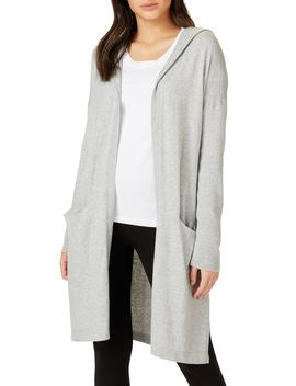 Hooded Lounge Cardigan by The White Company