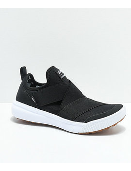 Vans Ultra Range Gore Black Shoes by Vans