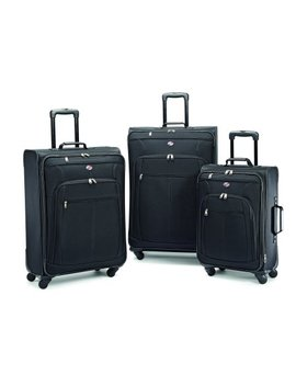 American Tourister Pop Plus 3 Piece Spinner Luggage Set by American Tourister