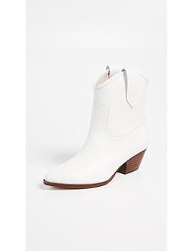 Cameron Western Boots by Rachel Zoe