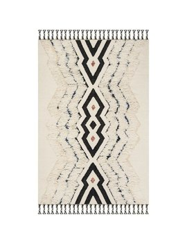 Mistana Lizette Hand Knotted Wool Ivory Area Rug & Reviews by Mistana