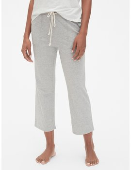 Crop Lounge Pants by Gap