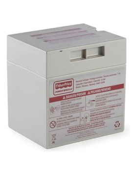 Power Wheels 12 Volt Rechargeable Replacement Battery by Power Wheels