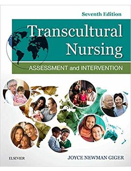 Transcultural Nursing: Assessment And Intervention by Amazon