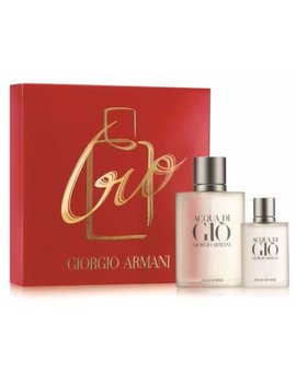 Giorgio Armani Acqua Di Gio Cologne Two Piece Gift Set For Men by Giorgio Armani