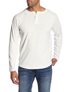Valley Button Stripe Shirt by Fundamental Coast