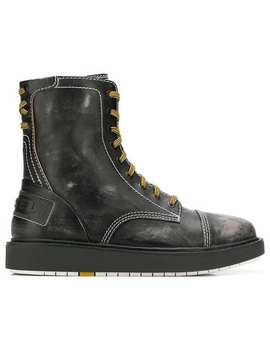 D Cage Dbb Boots by Diesel