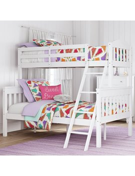 Viv + Rae Suzanne Twin Over Full Bunk Bed & Reviews by Viv + Rae