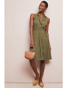 Hyannis Sleeveless Shirtdress by From The Heart Of Building 18