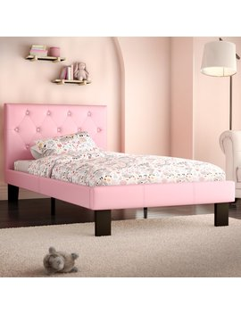 Viv + Rae Gilbertson Twin Platform Bed & Reviews by Viv + Rae
