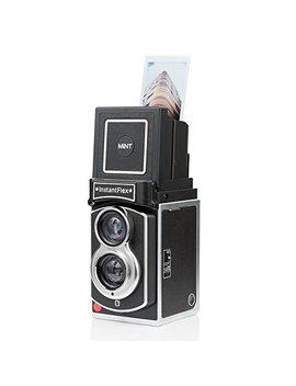 Mint Instant Flex Tl70 2.0 Professional Instant Film Camera For Fujifilm Instax Mini by Mint