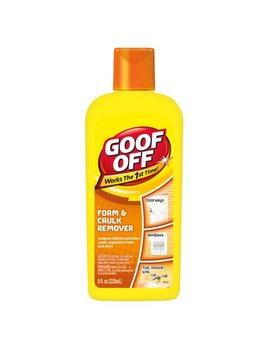 Goof Off Fg675 Foam And Caulk Remover, 8 Ounce by Goof Off