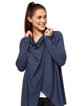 Manduka   Breathe Drape Cardigan Sweater   Women's by Manduka
