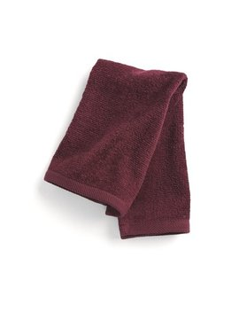 Q Tees   Hemmed Fingertip Hand Towel by Q Tees