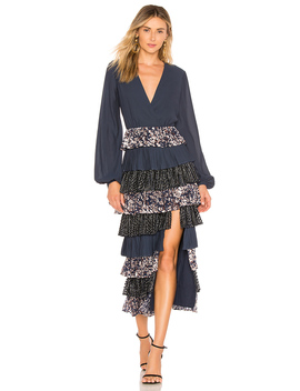 X Revolve Gjelina Midi Dress by Chrissy Teigen