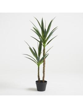 Faux Double Yucca Tree by World Market