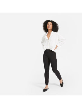 The Back Slit Work Pant by Everlane
