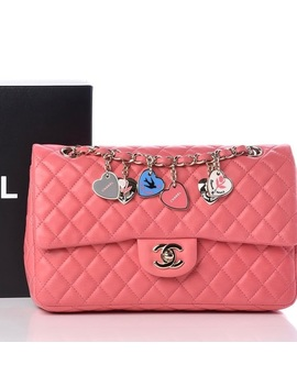 Chanel Lambskin Medium Flap by Chanel