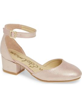 Evelyn Sue Ankle Strap Shoe by Sam Edelman