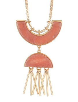 Concept Pendant Necklace by Madewell