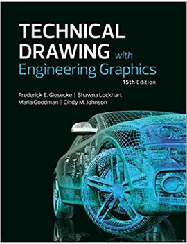 Technical Drawing With Engineering Graphics (15th Edition) by Amazon