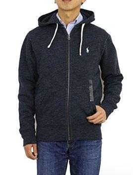 Polo Ralph Lauren Classic Full Zip Fleece Hooded Sweatshirt by Ralph Lauren