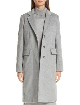 Furetto Camel Hair Coat by Max Mara