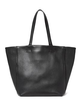 Larger Wooster Leather Tote by Botkier