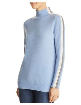 Ski Striped Cashmere Sweater   100 Percents Exclusive by C By Bloomingdale's