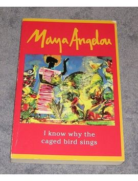 Maya Angelou ~ I Know Why Caged Bird Songs ~ Special Edition ~ Romare Bearden by Ebay Seller