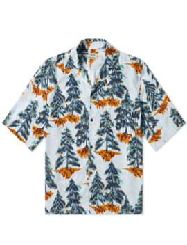 Acne Studios Simon Pine Vacation Shirt by End.