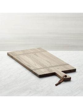 J.K. Adams Heritage Small Serving Board by Crate&Barrel