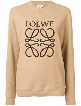 Logo Sweatshirt by Loewe