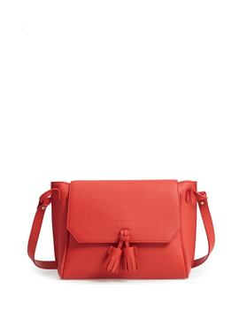 Large Penelope Leather Crossbody Bag by Longchamp