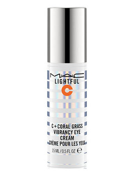 Lightful C + Coral Grass Vibrancy Eye Cream, 0.5 Fl. Oz. by Mac