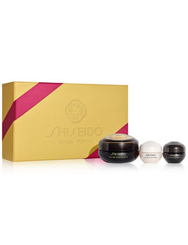 3 Pc. Luxurious Eyes Day & Night Gift Set by Shiseido
