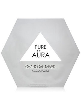 Charcoal Foil Mask by Pure Aura