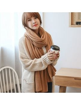 Cheza   Knit Scarf by Cheza