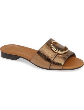 Cstory Slide Sandal by ChloÉ