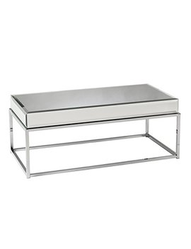 Southern Enterprises Amz0729 Kc Dana Mirrored Cocktail Table by Southern Enterprises