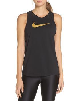 Swoosh Logo Tank by Nike
