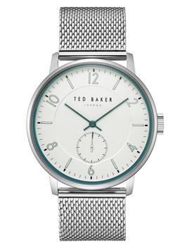Owen Mesh Strap Watch, 42mm by Ted Baker London